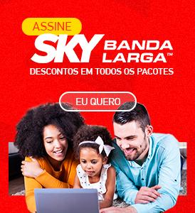 Internet Banda Larga SKY